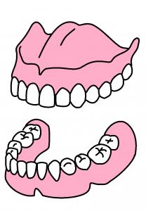 総義歯 上・下 その1
